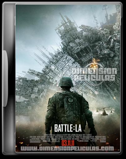 Batalla Los Angeles (DVDRip Esp.Latino) (2011)