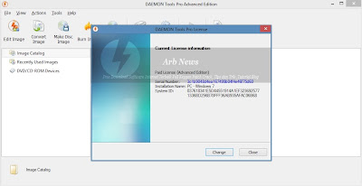 Download Daemon Tools Pro Advanced 5.3 Full Crack