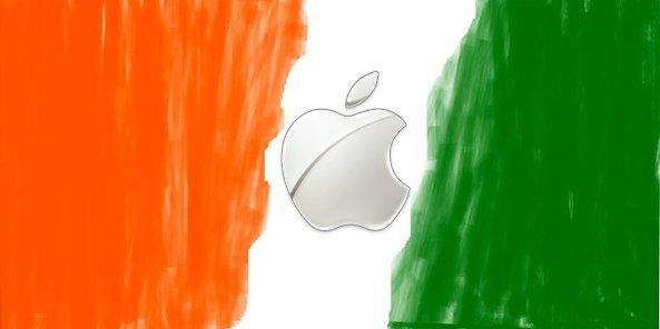 A Apple fez 1 bilhão de dólares em vendas na Índia