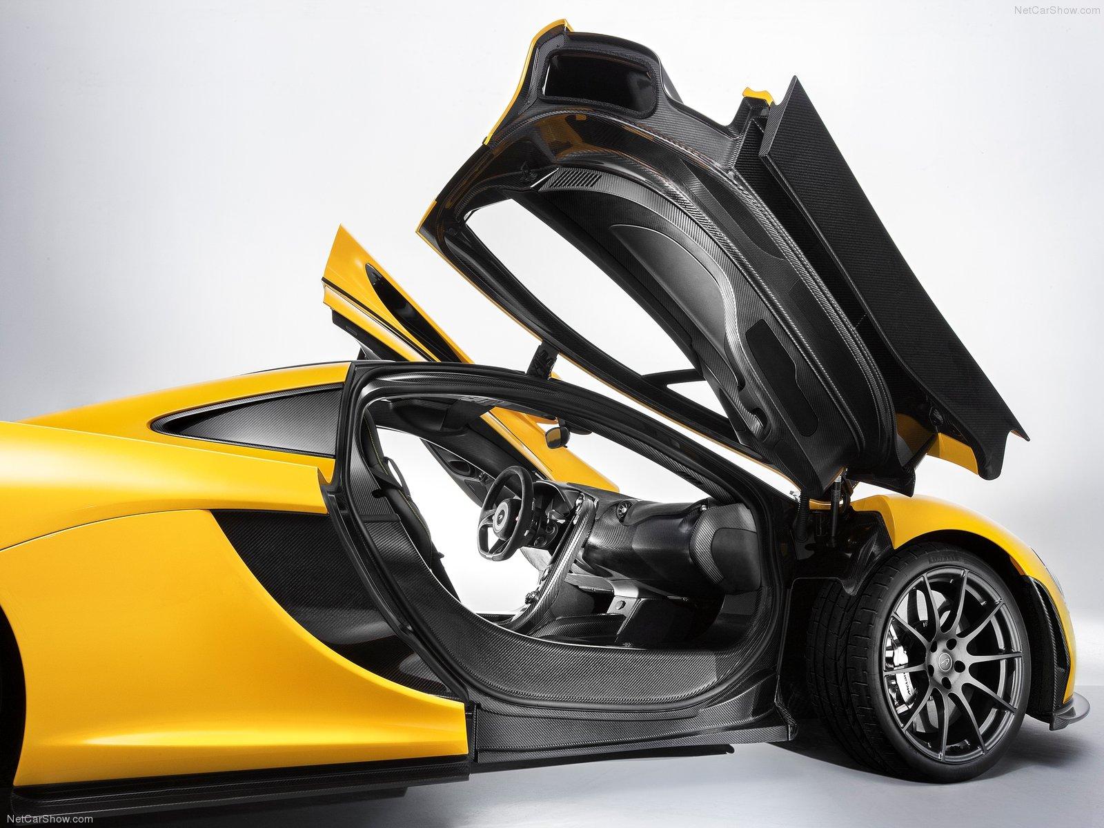 Hình ảnh siêu xe McLaren P1 2014 & nội ngoại thất