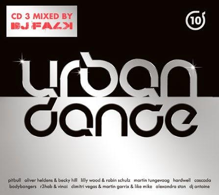 poster Urban Dance Vol 10