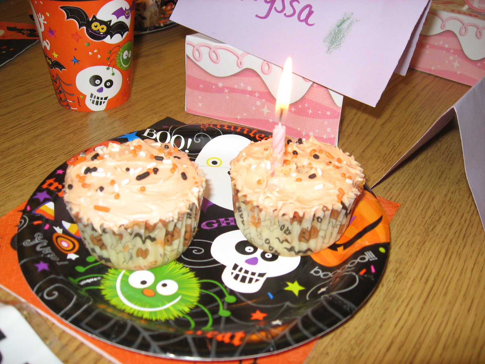 Troop 6031: Juliette Low Halloween Birthday Party