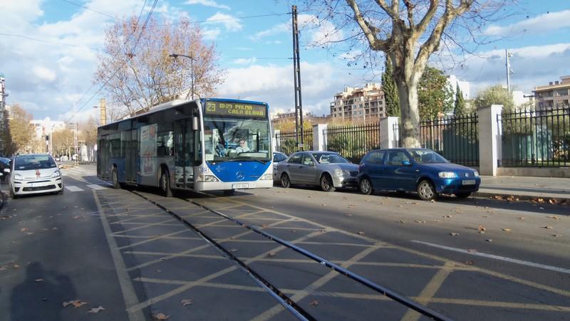 linea autobuses palma de mallorca: