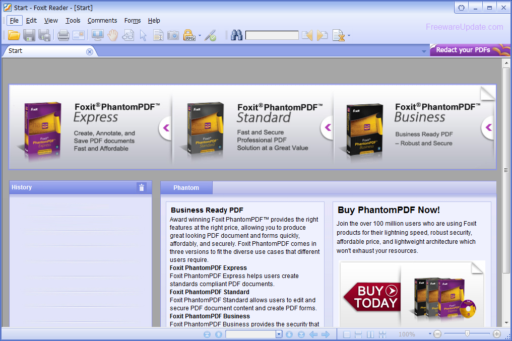 Download Foxit PDF Reader Gratis Terbaru