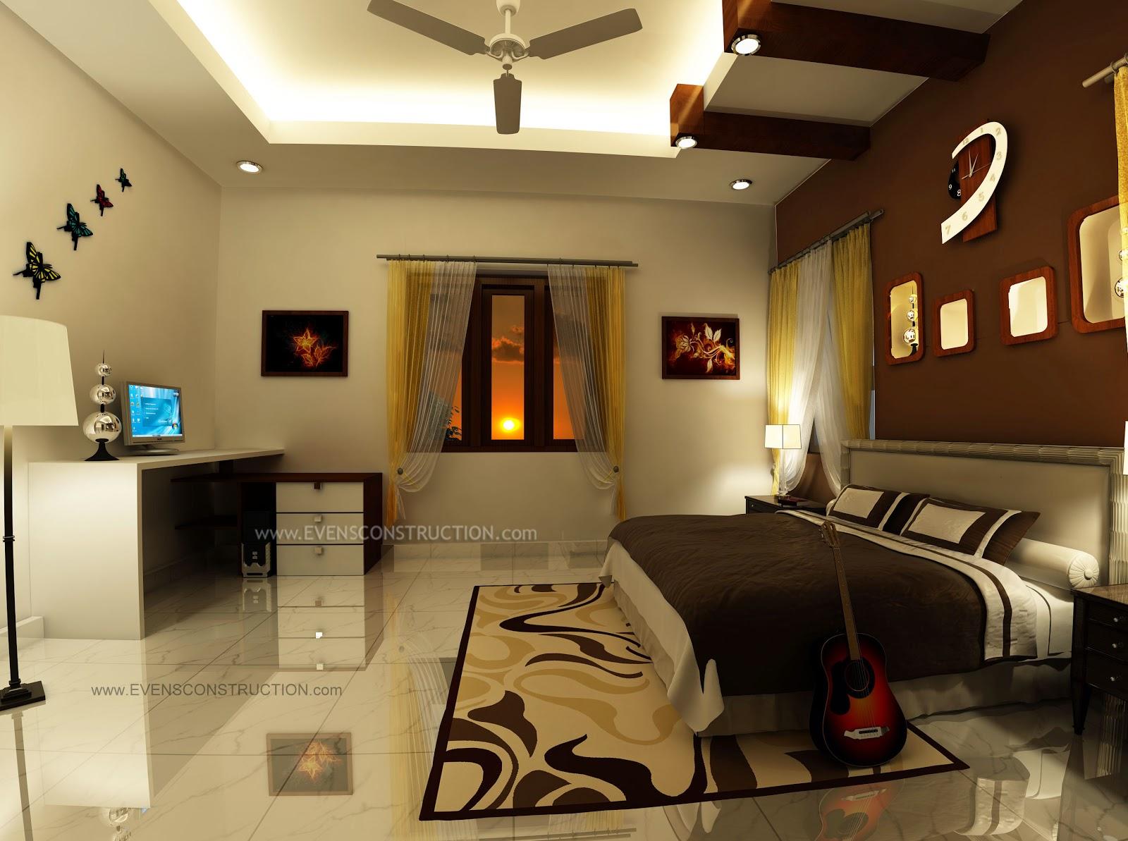 Beautiful bedroom interior living room interiors pdf for Beautiful drawing rooms interior