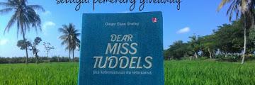 Pengumuman Pemenang Giveaway Dear Miss Tuddels