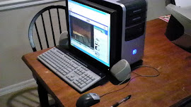 Cool Homemade All-in-one PC, click pic to learn how to video