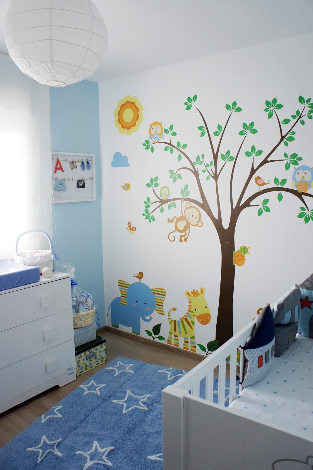 Objetivo mam la habitaci n del beb for Vinilos para habitaciones de ninos