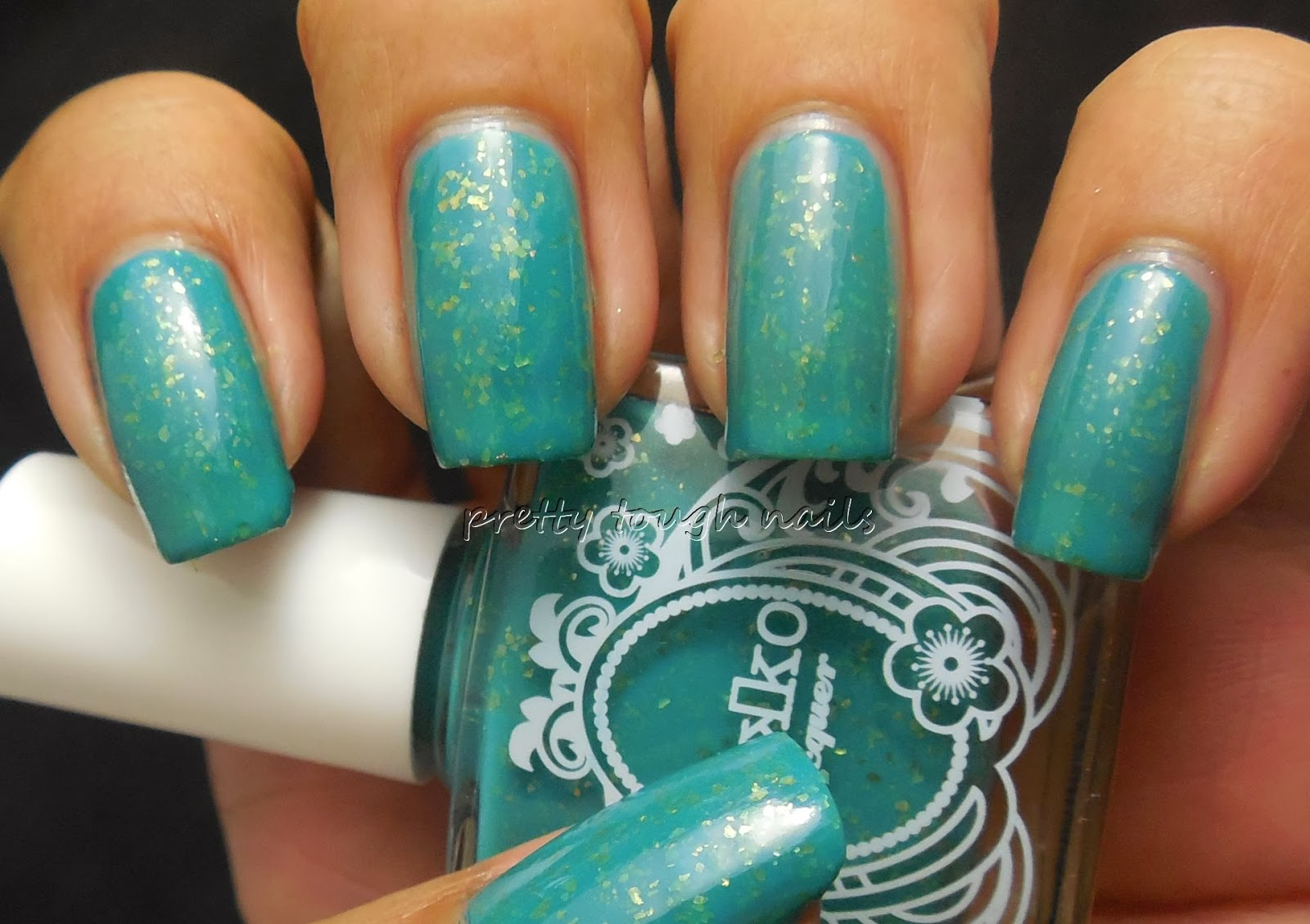 pretty::tough::nails::: Takko Lacquer Nirvana And Electric Apple NYC ...