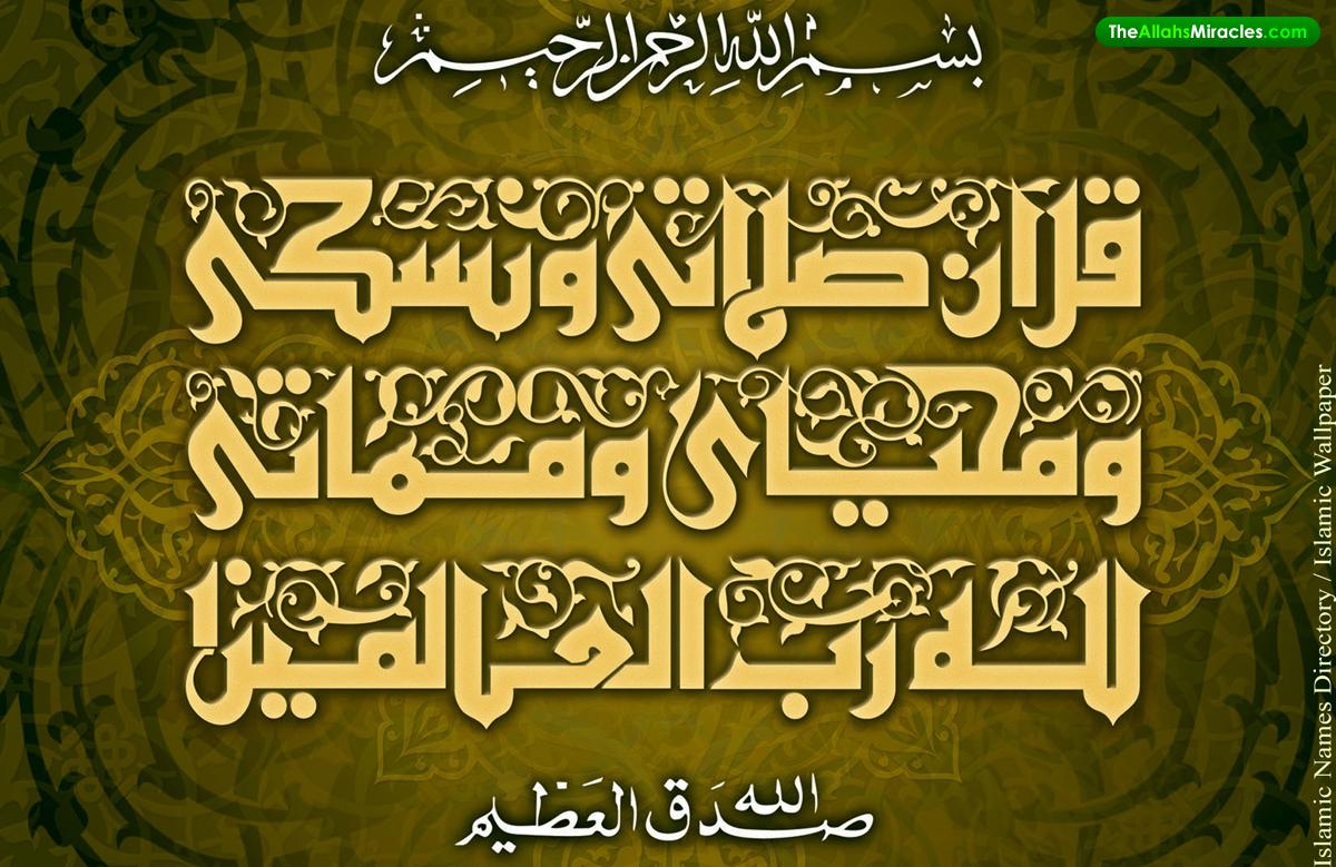 Islamic picture islami picture islami walpaper free Allah calligraphy wallpaper