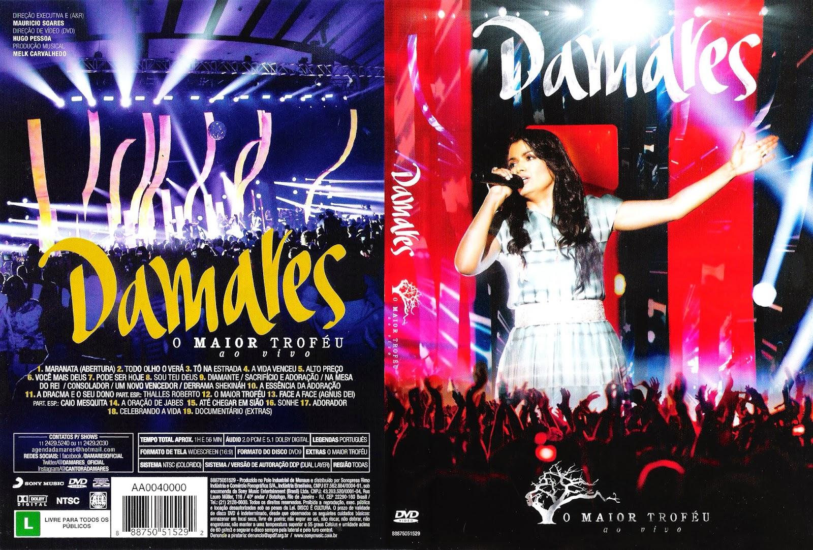 Download Damares O Maior Troféu DVDRip XviD Nacional Damares 2B  2BO 2BMaior 2BTrof C3 A9u 2B  2BAo 2BVivo