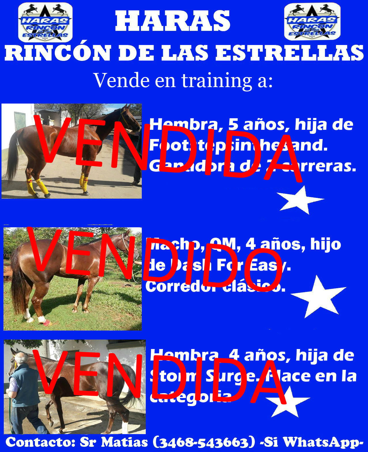 HS RINCON DE LAS ESTRELLAS 2