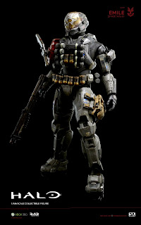 3A / Three A 1/6 Scale Halo:Reach Emile Spartan Figure