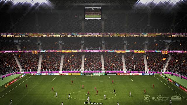 uefa euro 2012 game