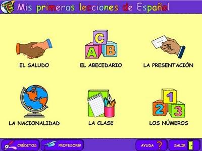 1 lecciones español