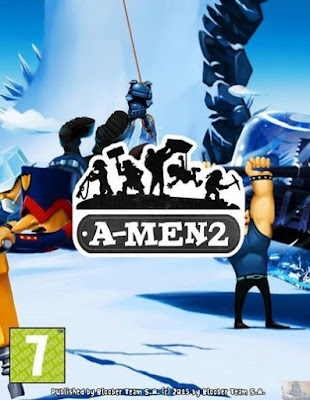 Download Game A-Men 2 Single Link Iso