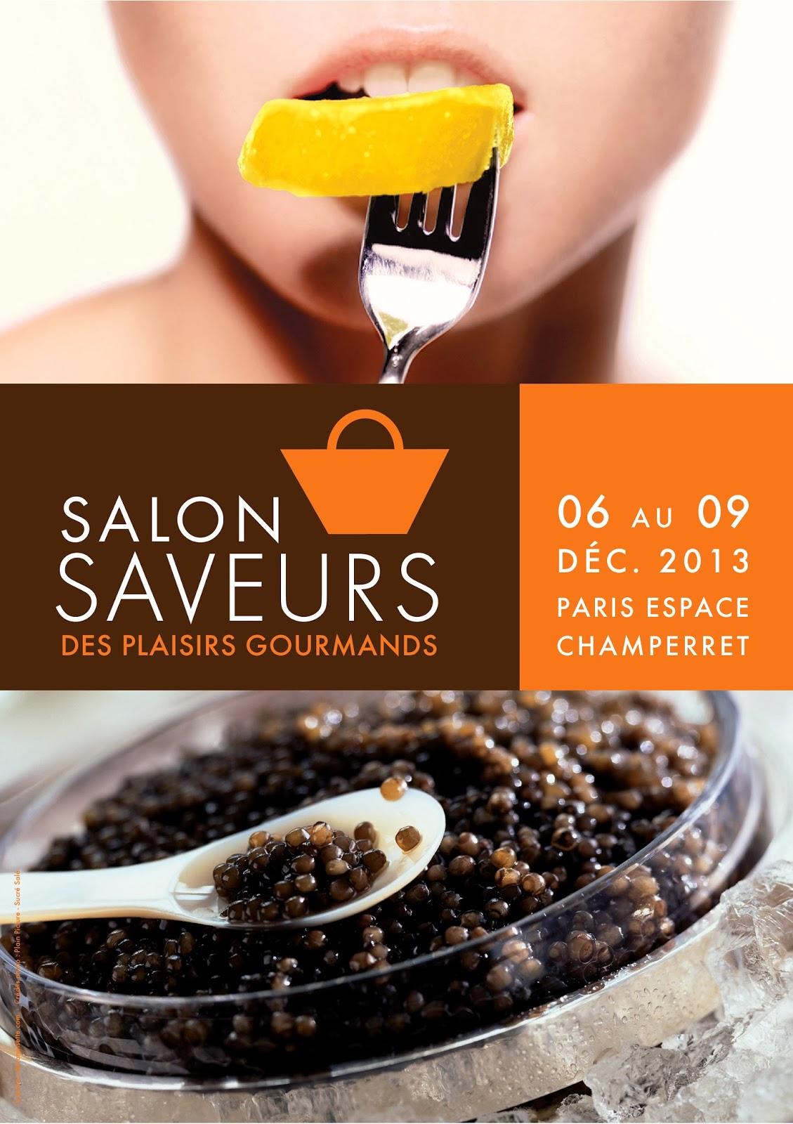 Les p tisseries d 39 lodie v nement salon saveurs des plaisirs gourmands - Salon saveurs espace champerret ...