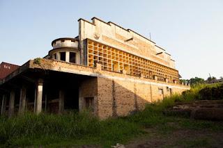 Kisangani Train Station
