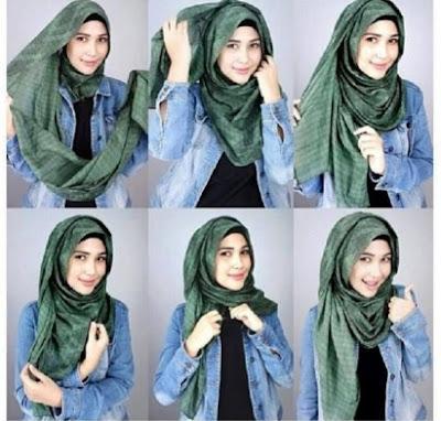 jilbab Wajah Bulat