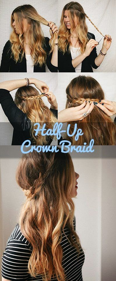 Amazing and Easy Hairstyles Tutorials for Hot Summer Days