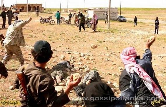 Gossip Lanka, Hiru Gossip, Lanka C News - ISIS fighters