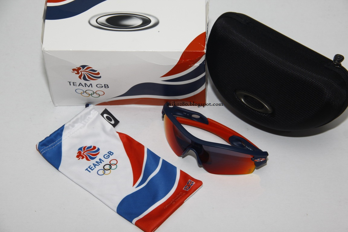 Oakley Briko Rudy Project Oakley Radar Teamgb