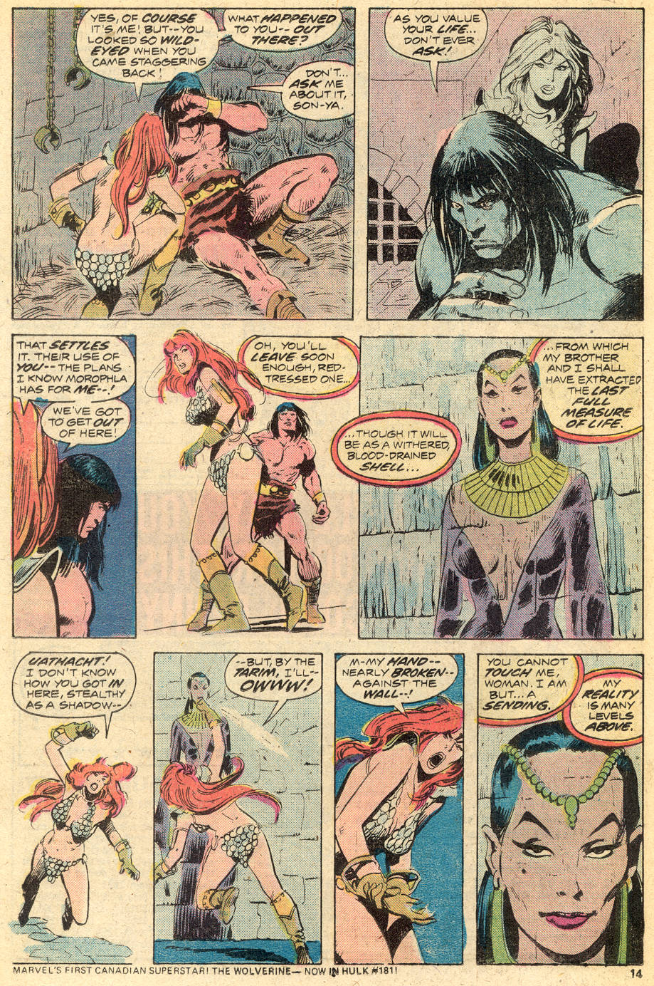 Conan the Barbarian (1970) Issue #44 #56 - English 9