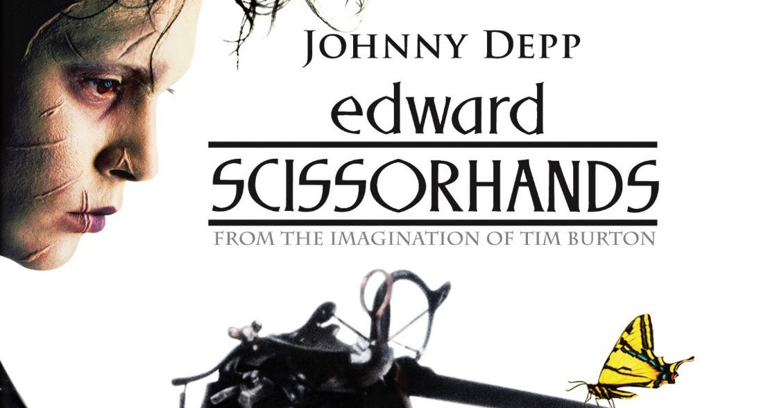 edward scissorhands essay essay The film that i watched is 'edward scissorhands' tim burton produced it in 1990 johnny depp plays the main character johnny depp has starred in 'pirates of the caribbean' and 'charlie and the chocolate factory.