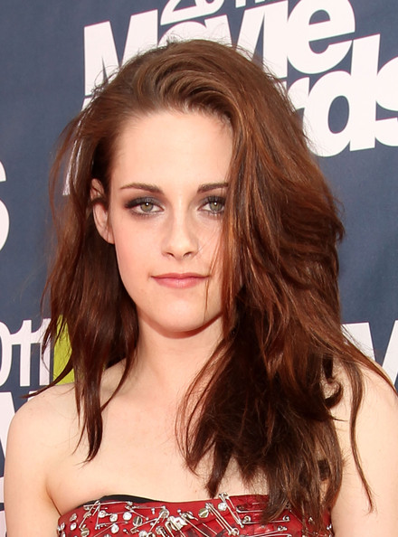 kristen stewart mtv movie awards 2011 hair. mtv movie awards 2011 hair
