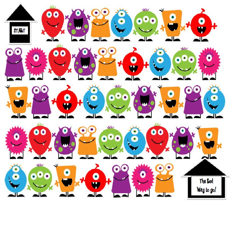 Classroom Freebies Monster Math – Monster Math Worksheets