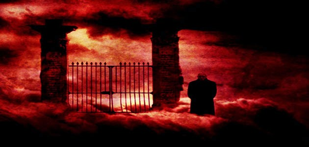 Leyenda urbana el tren que lleg al infierno for 9 puertas del infierno