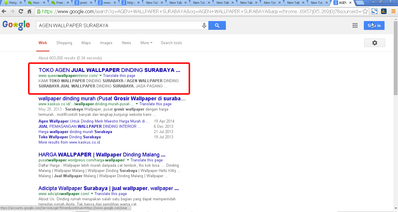 JASA SEO MURAH - CARA MEMBUAT WEBSITE PERINGKAT GOOGLE 1 YAHOO SEARCH ENGINE OPTIMIZATION
