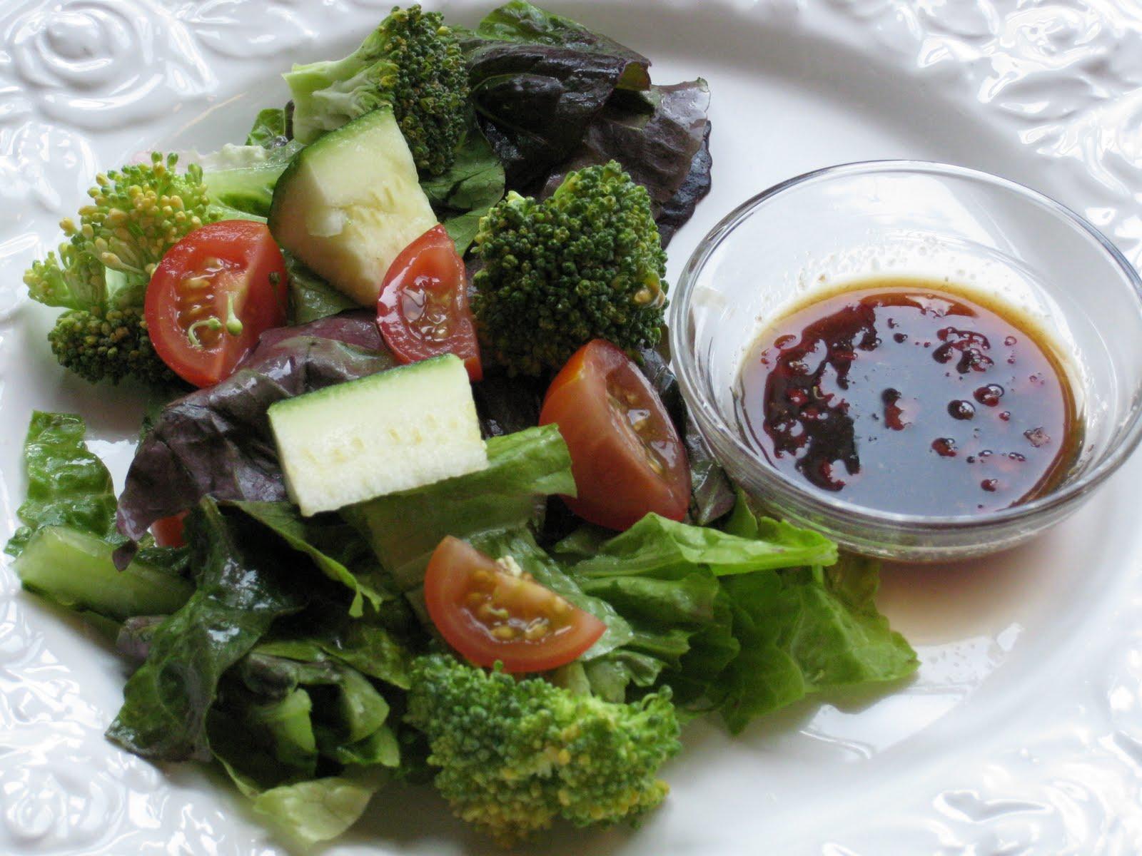 soya dressing til salat