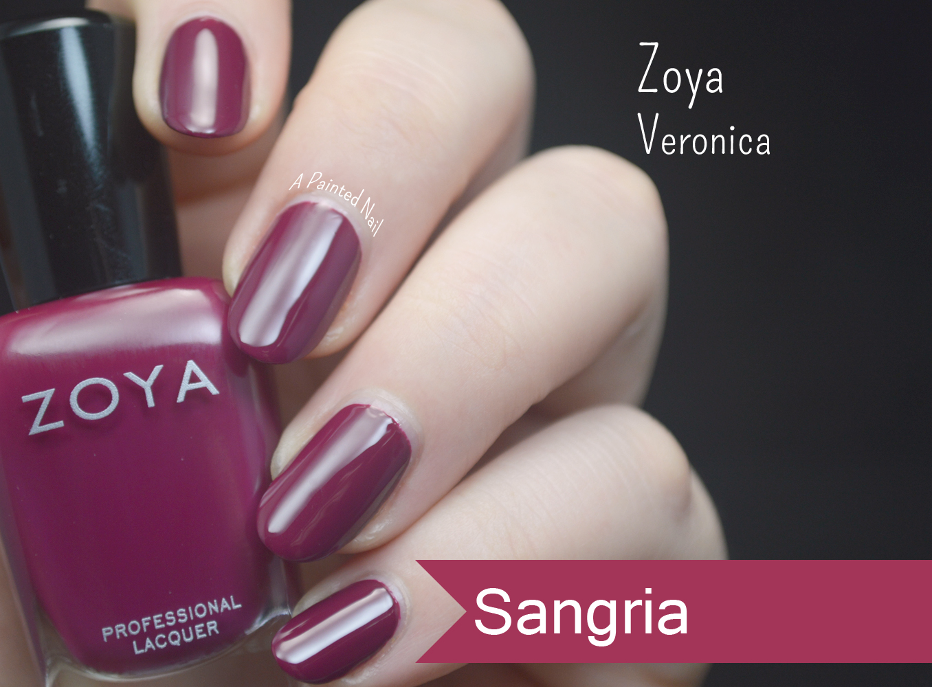 Zoya Veronica Entice Fall 2014
