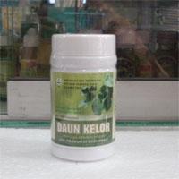 Obat Herbal Kapsul Ekstrak Daun Kelor