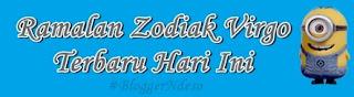 Ramalan Zodiak Virgo