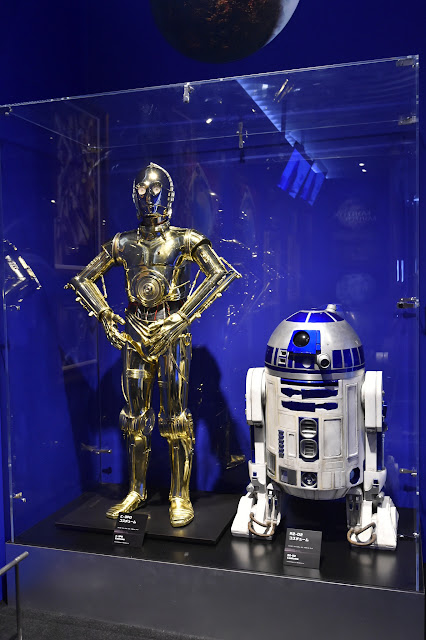 Star Wars Visions Exhibition Tokyo Vision of Droid