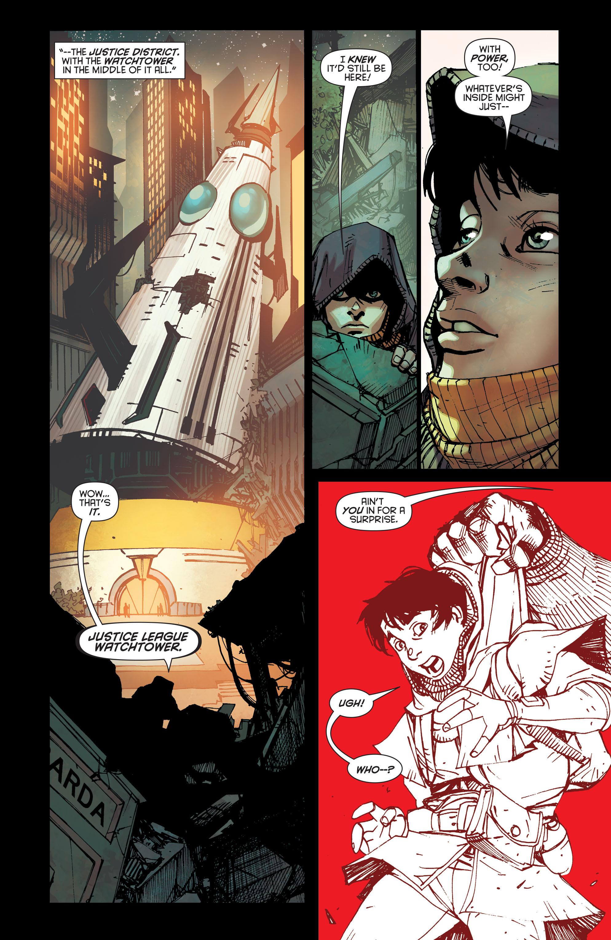 Batman Beyond (2015) Issue #9 #9 - English 12