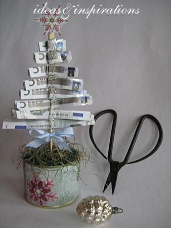 ideas and inspirations geldtannenbaum money pinetree. Black Bedroom Furniture Sets. Home Design Ideas