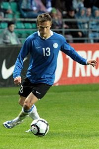 martin vunk, estonia football