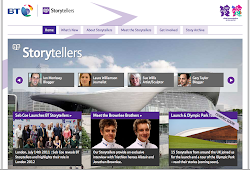 BT Storytellers for London 2012