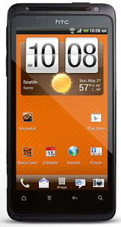HTC EVO Design 4G – USA – boostmobile