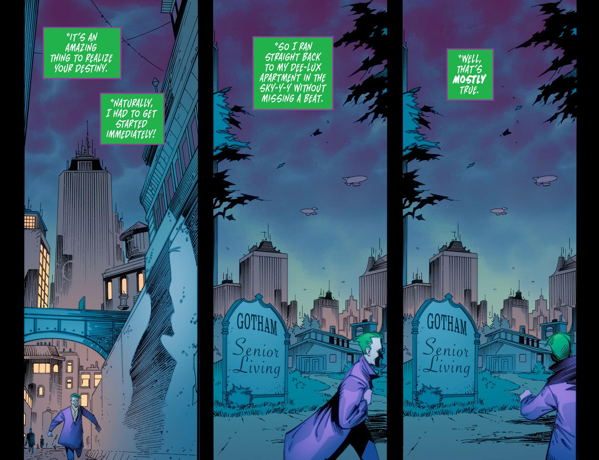 Batman: Arkham Knight [I] Issue #4 #6 - English 13