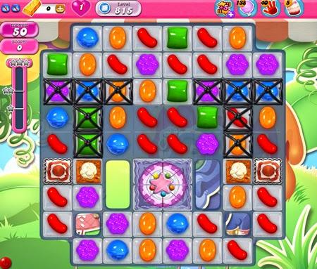 Candy Crush Saga 815