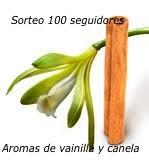 Concurso aromas de vainilla y canela