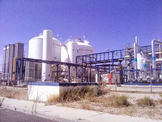 Fábrica da Air Liquide - Sines