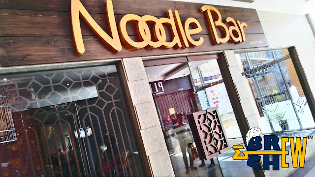 Noodle Bar Review