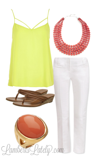 Neon and Coral