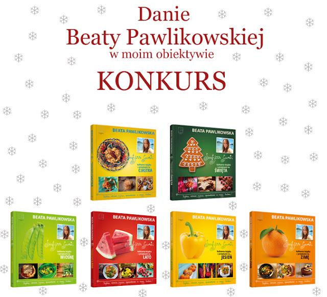 Konkurs z Beatą Pawlikowską - przypomnienie :))