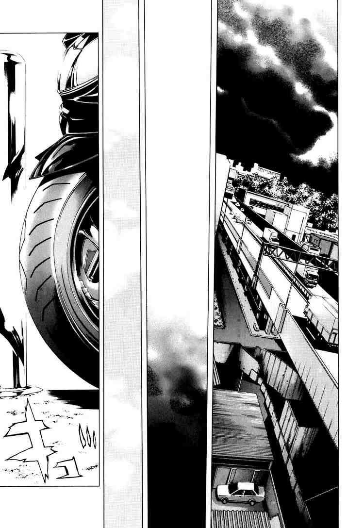 XBlade chap 6 - Trang 3